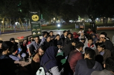 SAHUR ON THE ROAD 2017